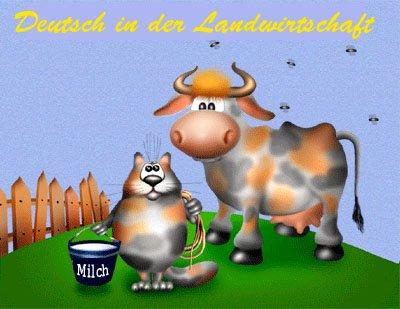 Немецкий язык в сельском хозяйстве
