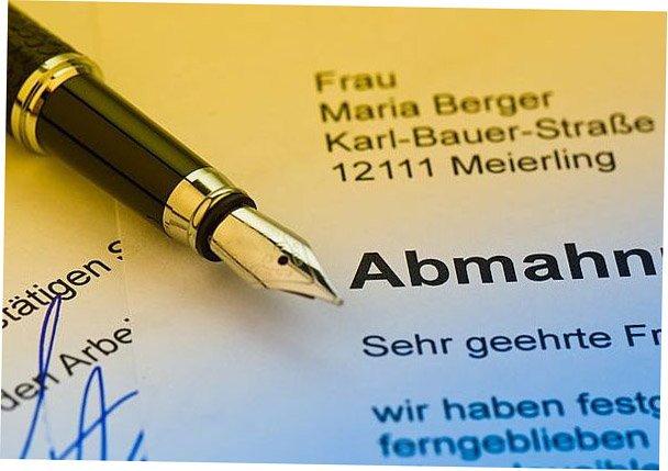 Оформление и шапка делового письма