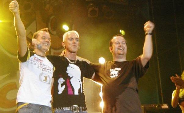 Scooter. 2004 год. Концерт в Киеве