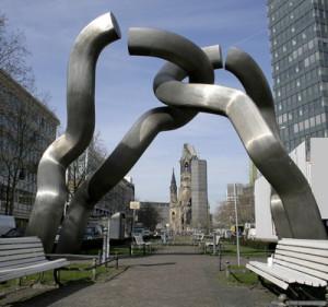 В Берлине много памятников истории и архитектуры