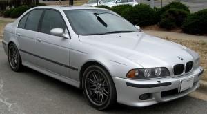 BMW пятой серии (Е39)