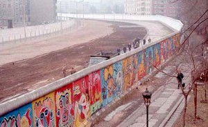 Берлинская стена - Berliner Mauer