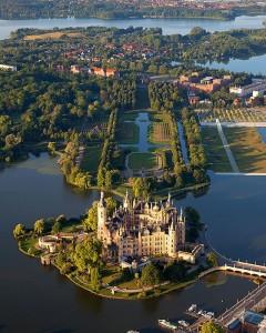 Шверинский дворец