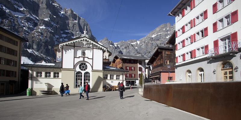 Швейцария - туризм