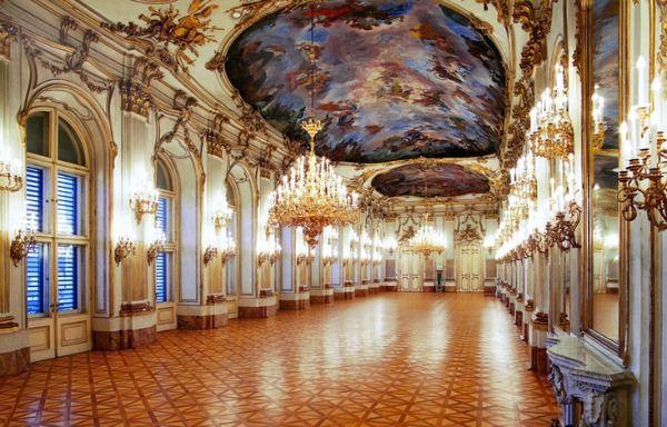 Вена, столица Австрии