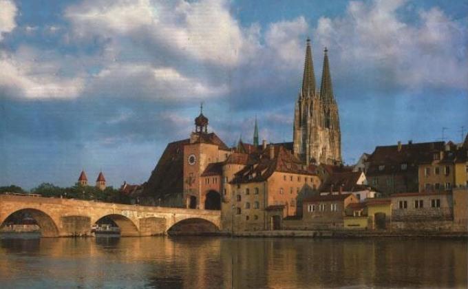 Регенсбург (Германия)