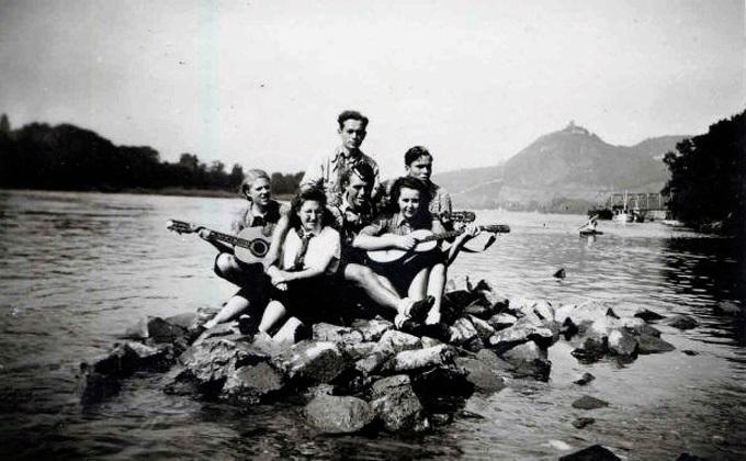 немецкая молодежь против Гитлера