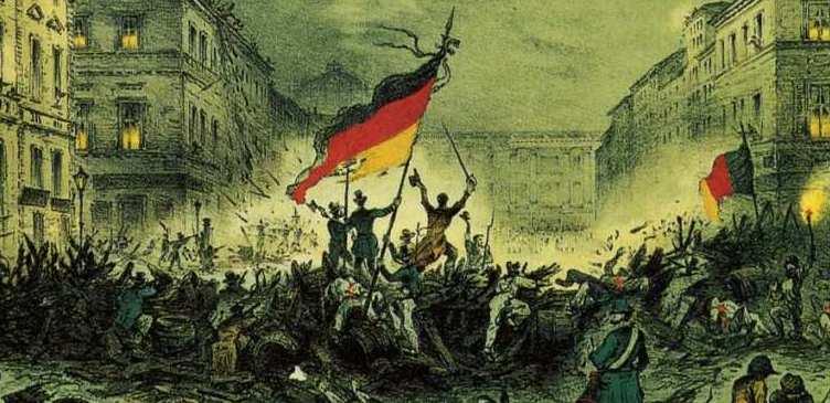 Революция 1848 года в Германии
