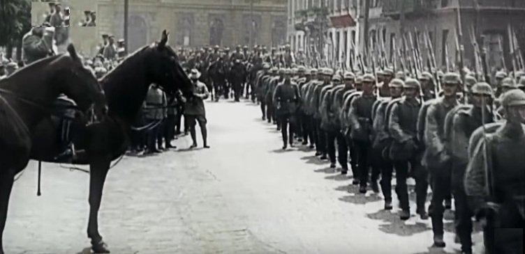Первая мировая война – Der erste Weltkrieg