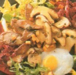 Herbstsalat - Осенний салат по-немецки
