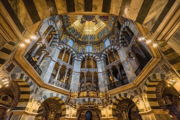 Ахенская капелла, Ахенский собор