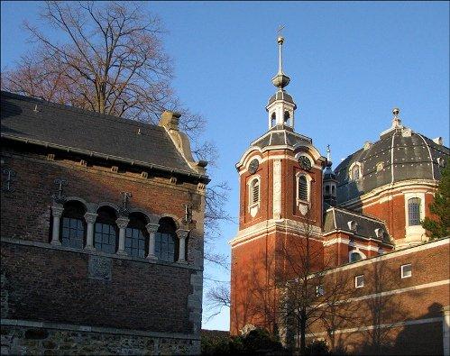 Pfarrkirche St. Johann Baptist Аахен
