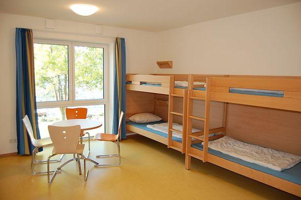 молодежная гостиница в Германии