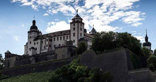 крепостное сооружение Мариенберг
