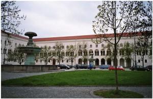 мюнхенский университет им. людвига-максимилиана