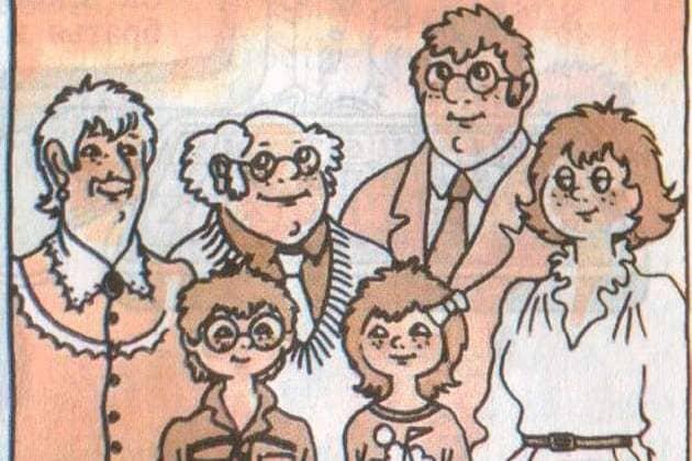 familie семья на немецком языке с переводом