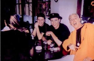 Группа Scooter в период 1-й главы: Рик Джордан, Феррис Бюллер, Эйч Пи Бакстер