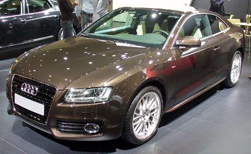 Audi A5 Coupé S