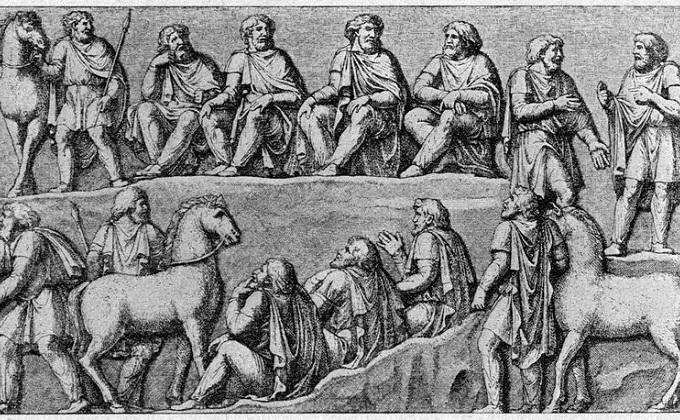 История древней Германии