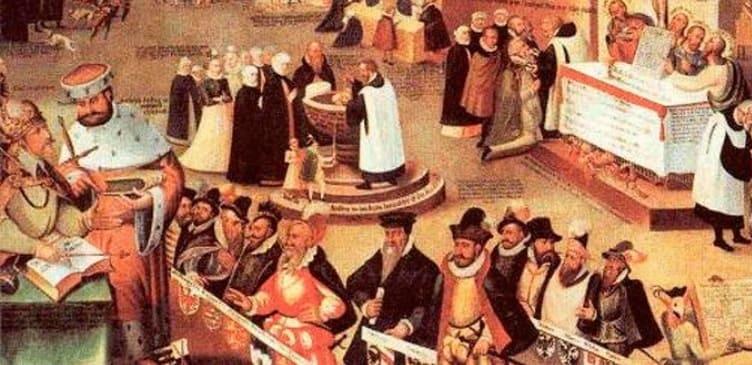 Религиозный раскол в Германии