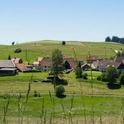 Жизнь в деревне на немецком языке