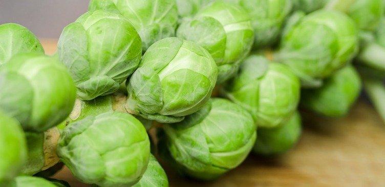 Брюссельская капуста - рецепт приготовления