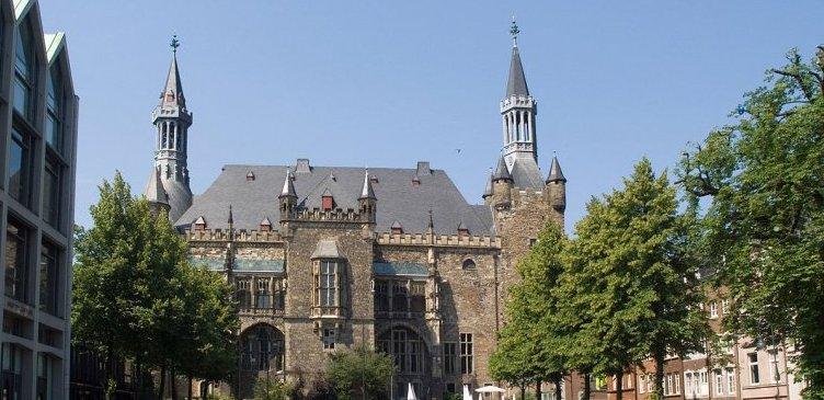 Ахенская ратуша - Aachener Rathaus