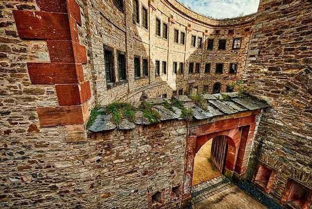 крепость Кобленц