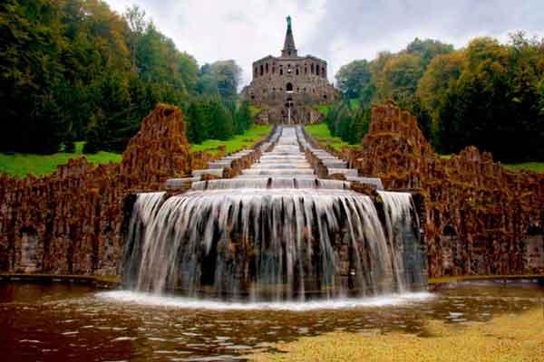 Пеший туризм в Германии