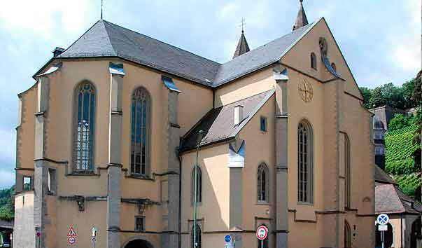 Церковь святого Буркхарда