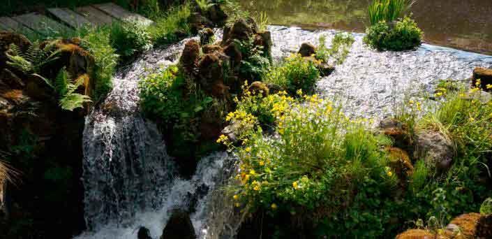 Горный парк Вильгельмсхёэ