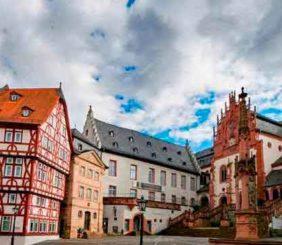 Aschaffenburg - Ашаффенбург из истории