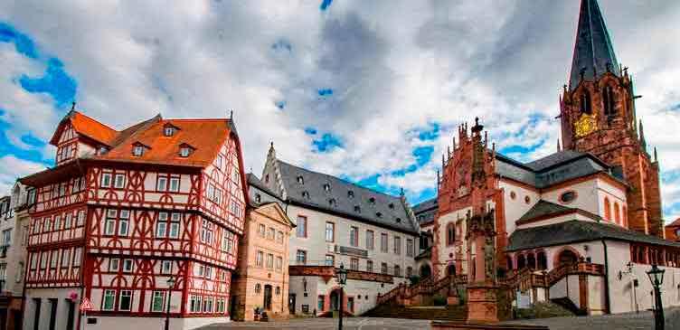 Aschaffenburg - Ашаффенбург
