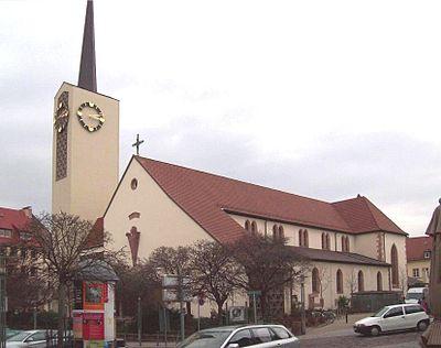 Церковь св. Агаты, Ашаффенбург