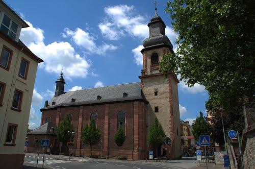 Церковь Зандкирхе