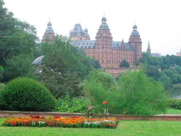 Schlossgarten Aschaffenburg