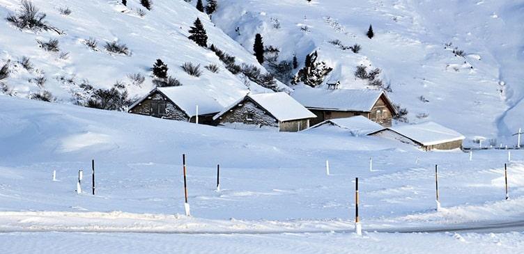 Отдых в Швейцарии, горы