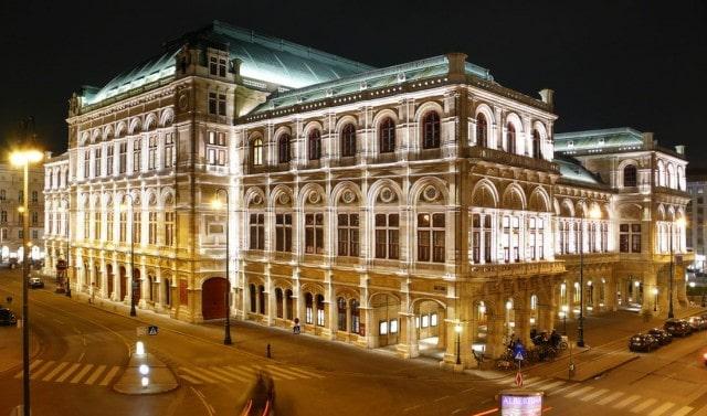 Культурное наследие Вены