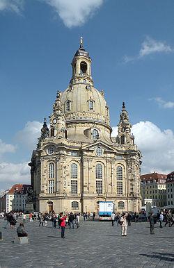 Церковь Фрауенкирхе