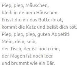 Essgewohnheiten in Deutschland - Пищевые привычки в Германии