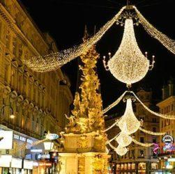 Рождество и зимние праздники в Вене