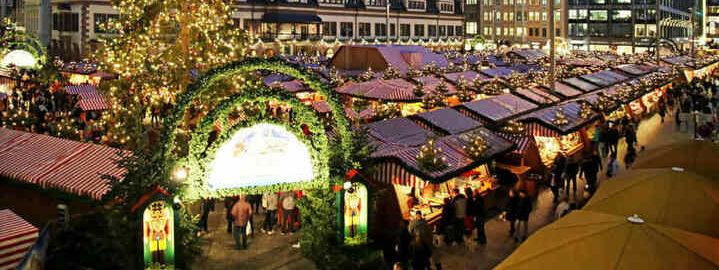 Рождественские рынки – Weihnachtsmärkte