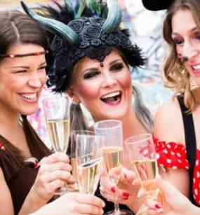 «Бабий карнавал» в Германии