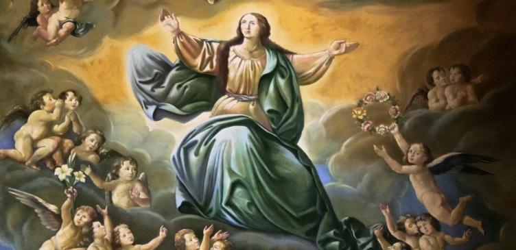 Вознесение Девы Марии в Германии – Mariä Himmelfahrt in Deutschland